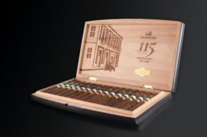 Cigar News: La Aurora 115 Anniversary Series Debuts