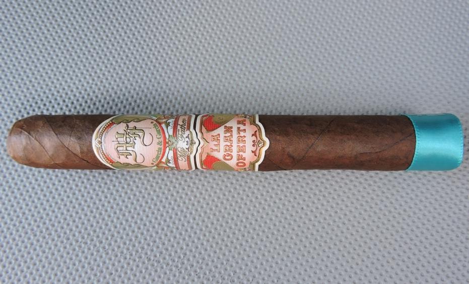 Cigar Review: My Father La Gran Oferta Toro
