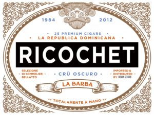 Cigar News: La Barba Renames Primitivo to Ricochet