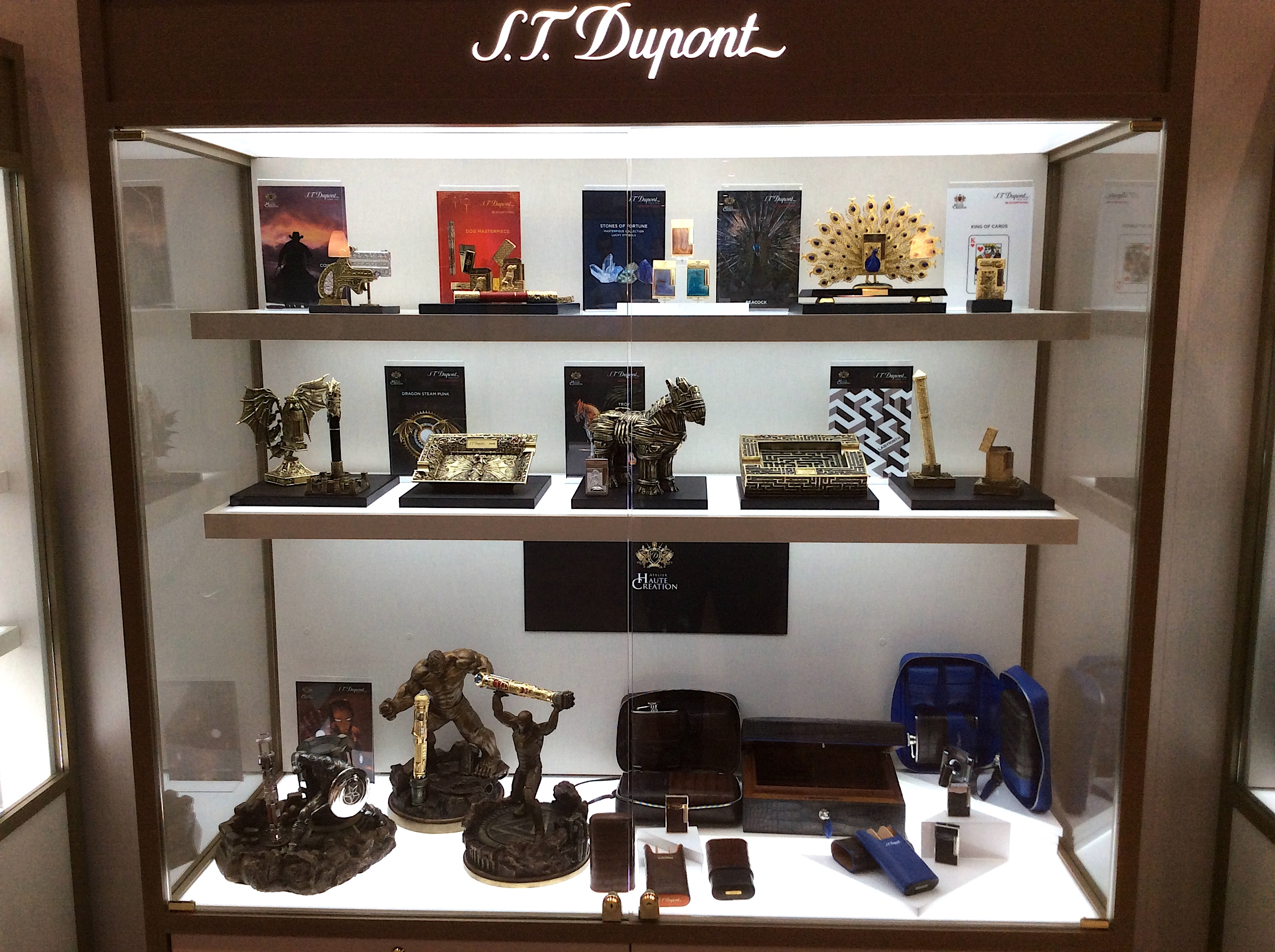 Feature Story: Spotlight on S.T. Dupont at the 2018 IPCPR