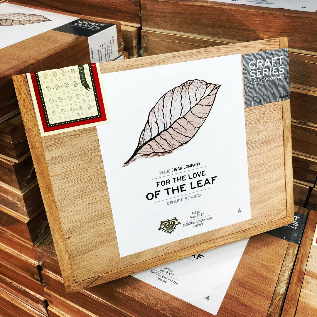 Viaje Craft Series For the Love of the Leaf