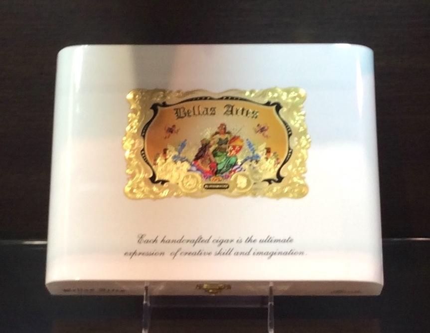 Bellas Artes Maduro Box