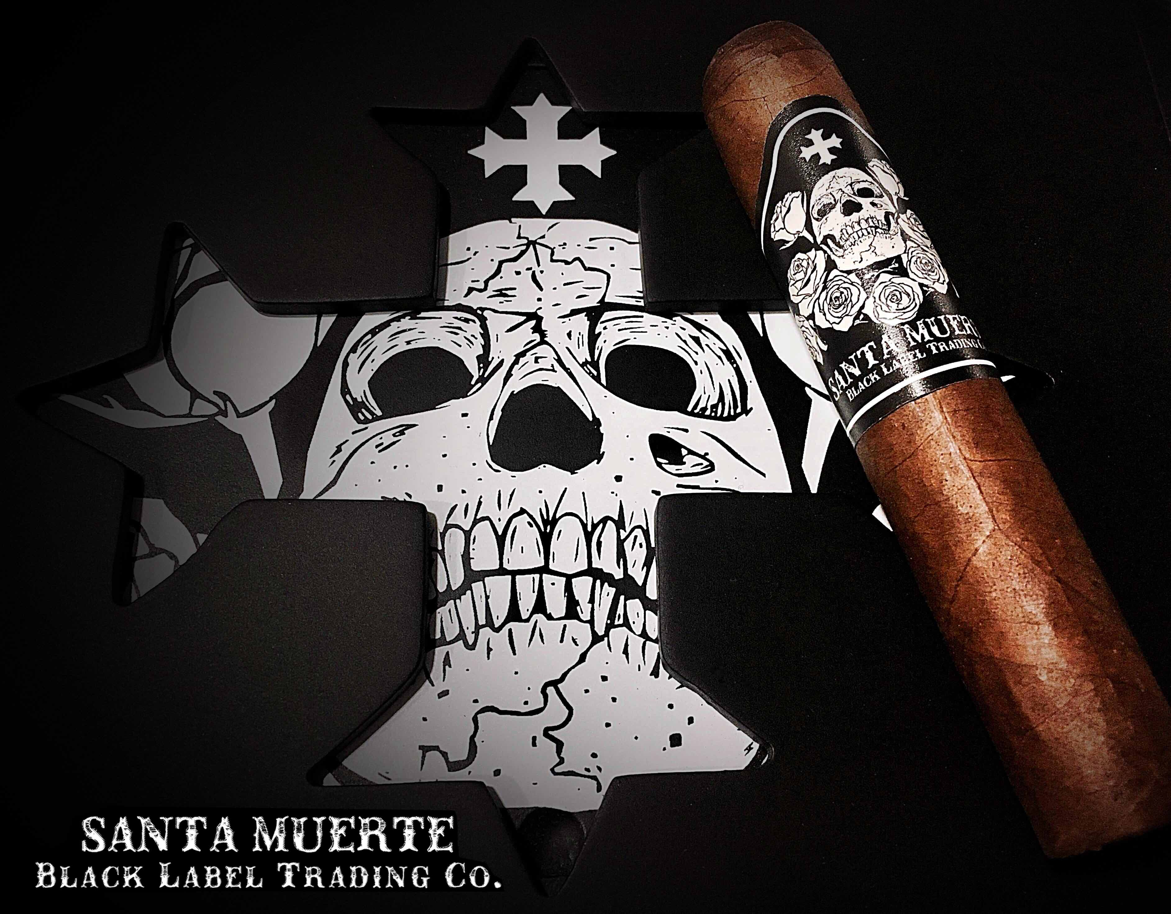 Cigar News: Black Label Trading Company Santa Muerte Returns for 2018
