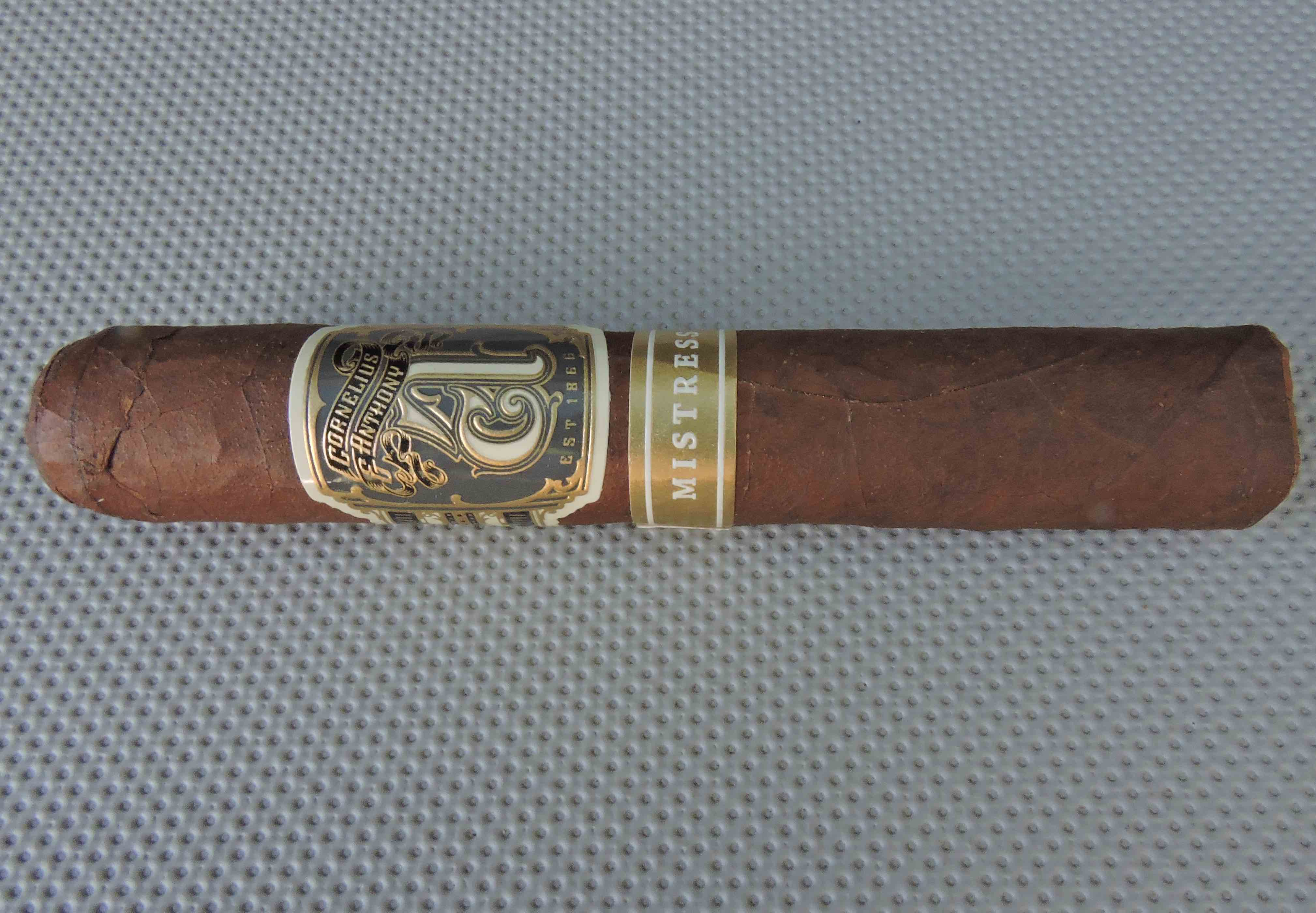 Cigar Review: Cornelius & Anthony – The Mistress Robusto