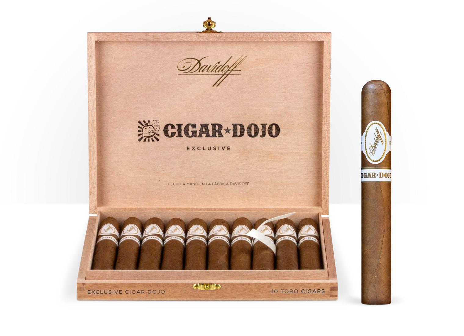 Cigar News: Davidoff Cigar Dojo Exclusive Announced