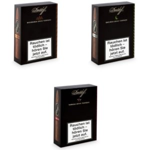Cigar News: Davidoff Adds Limited Edition Gran Torpedo to Nicaragua, Escurio, and Yamasá Lines