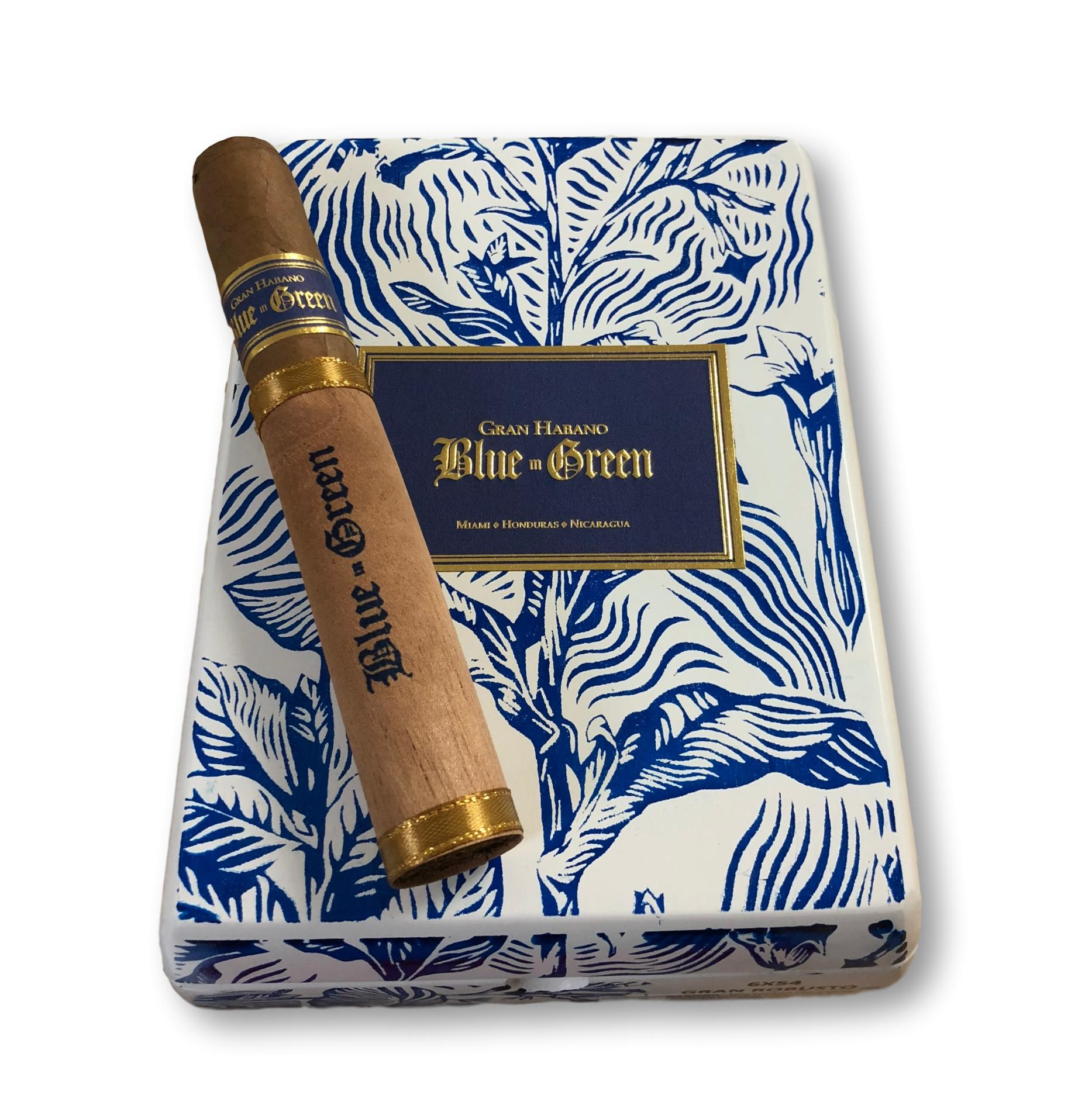 Gran Habano Blue in Green