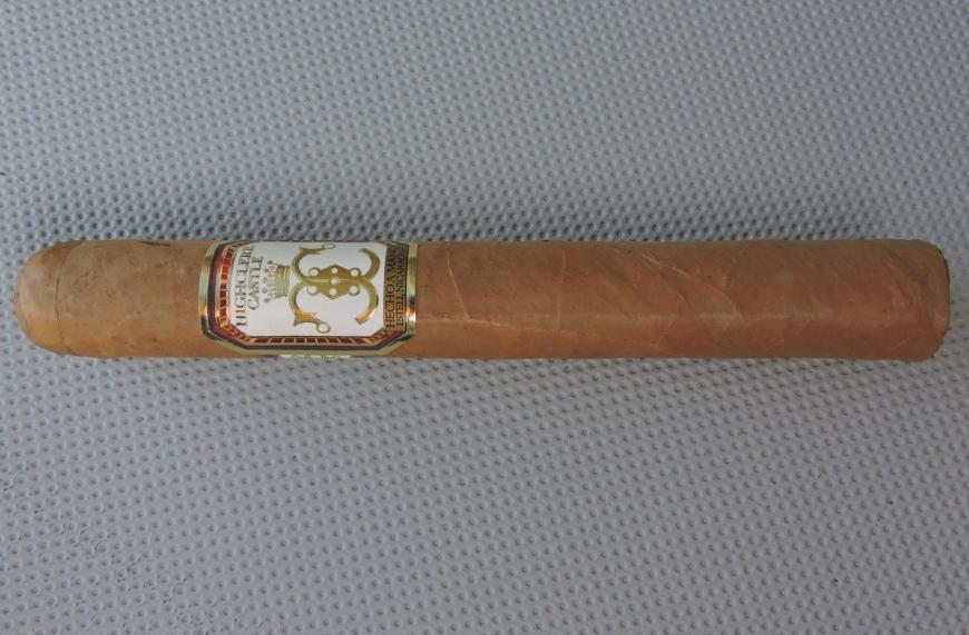 Cigar Review: Highclere Castle Toro