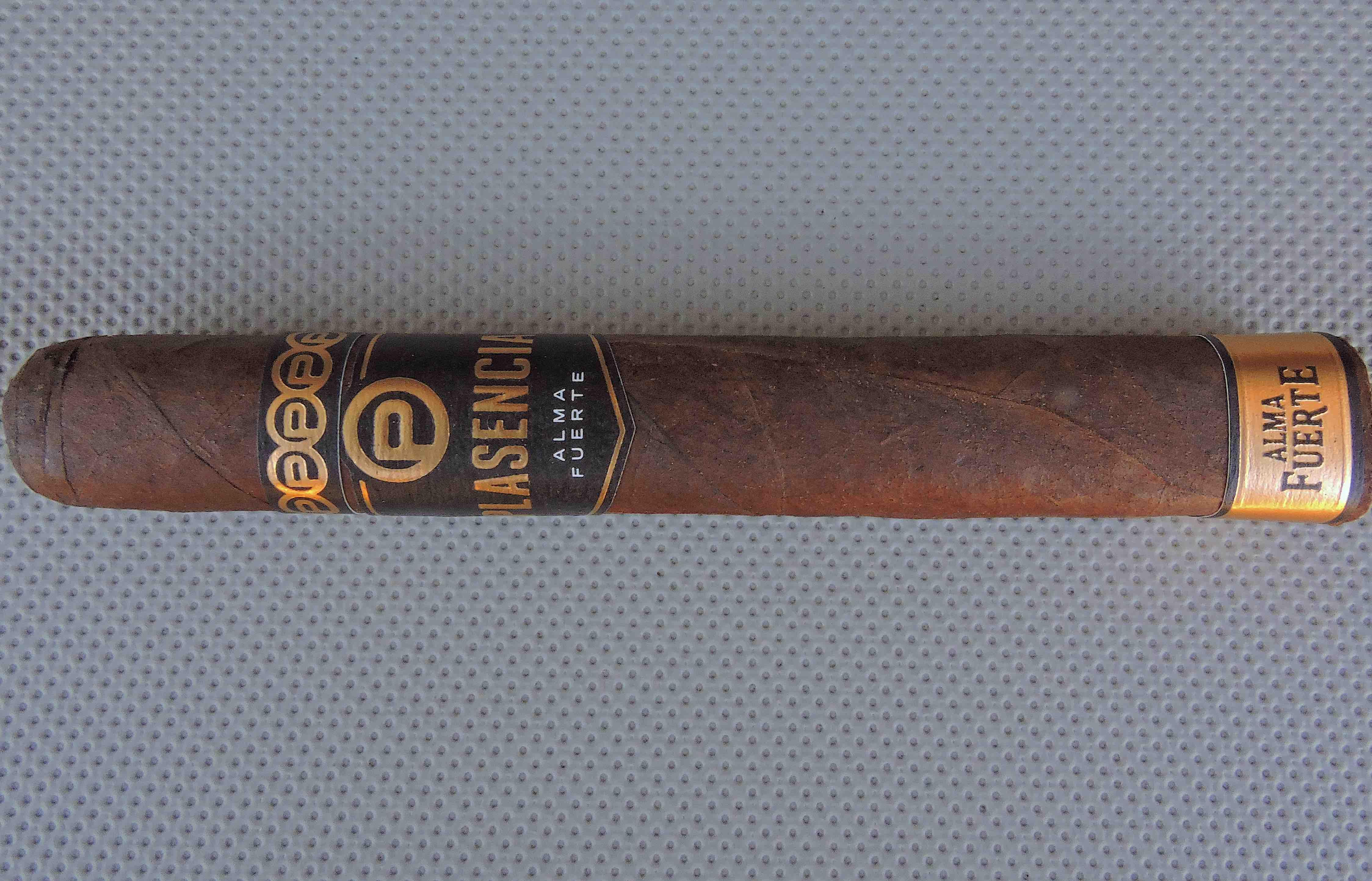 Agile Cigar Review: Plasencia Alma Fuerte Nestor IV