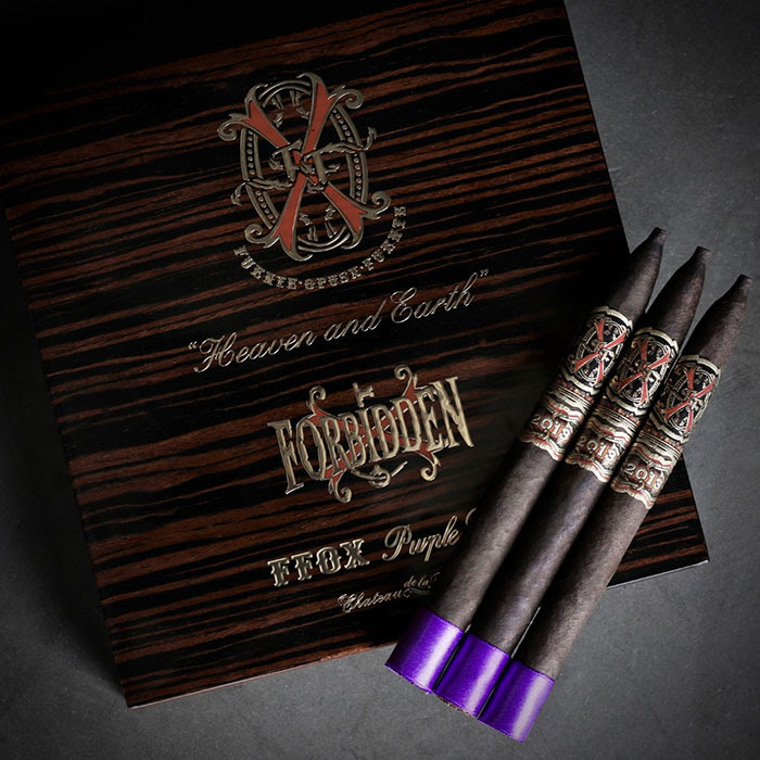 Cigar News: Fuente Fuente OpusX Serie Heaven and Earth to Feature Purple Rain, BBMF, and Taurus the Bull
