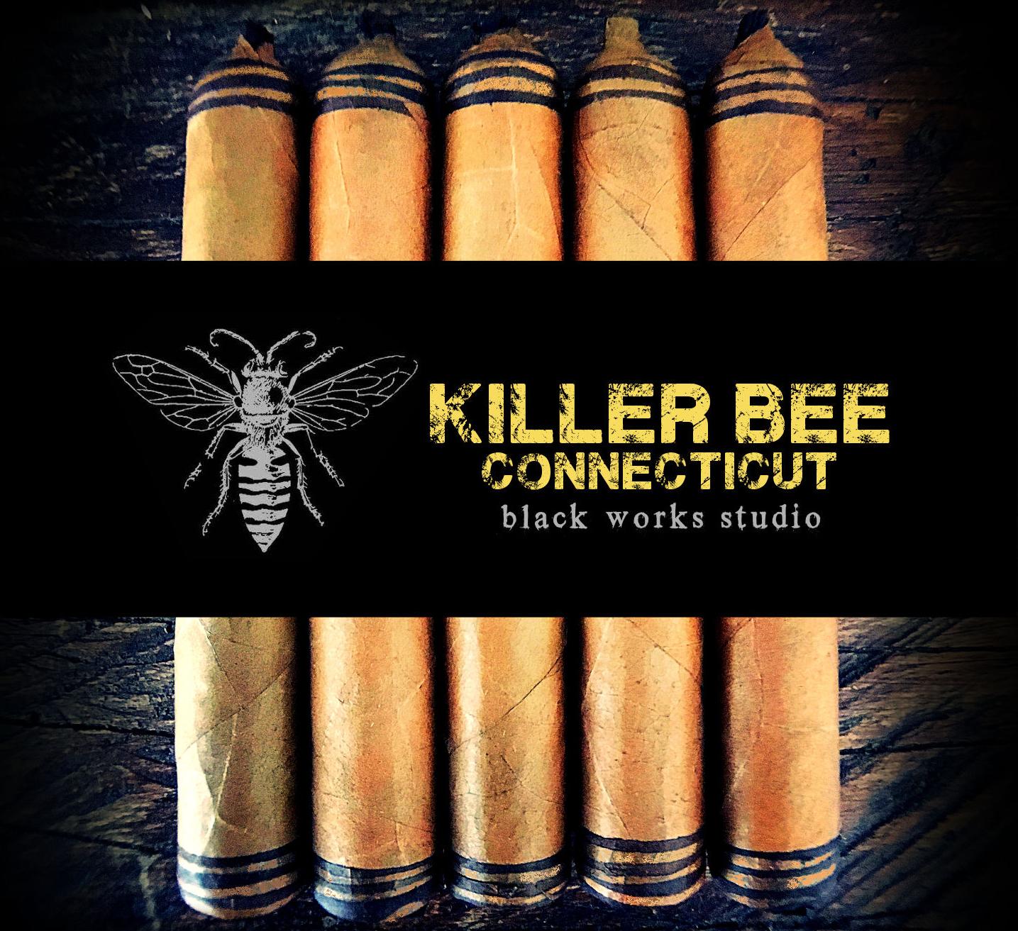 Cigar News: Black Works Studio Killer Bee Connecticut Released