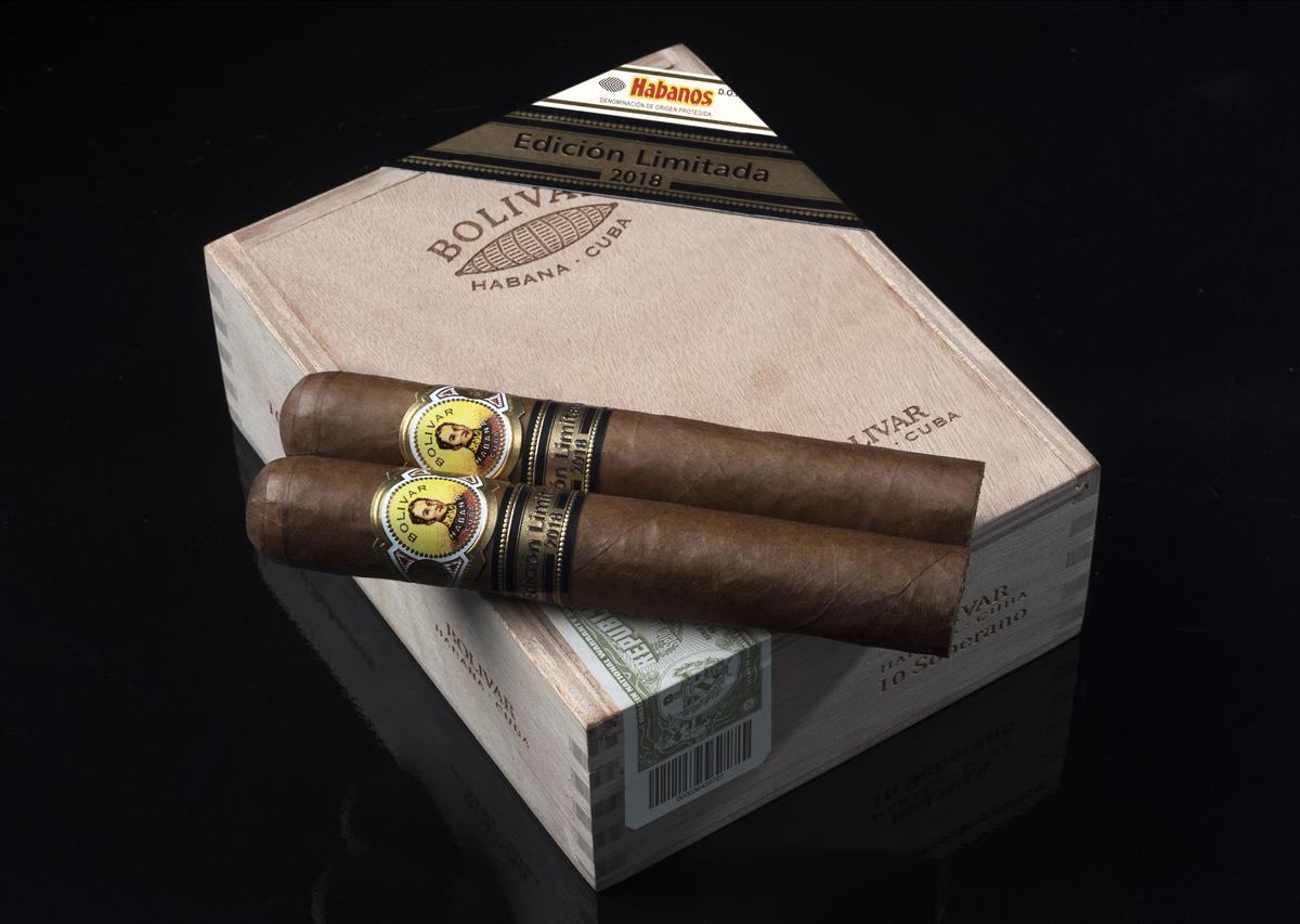 Cigar News: Bolívar Soberano Edición Limitada 2018 Launched in Hong Kong