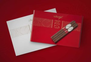 Cigar News: Davidoff Year of the Pig to be Released in November