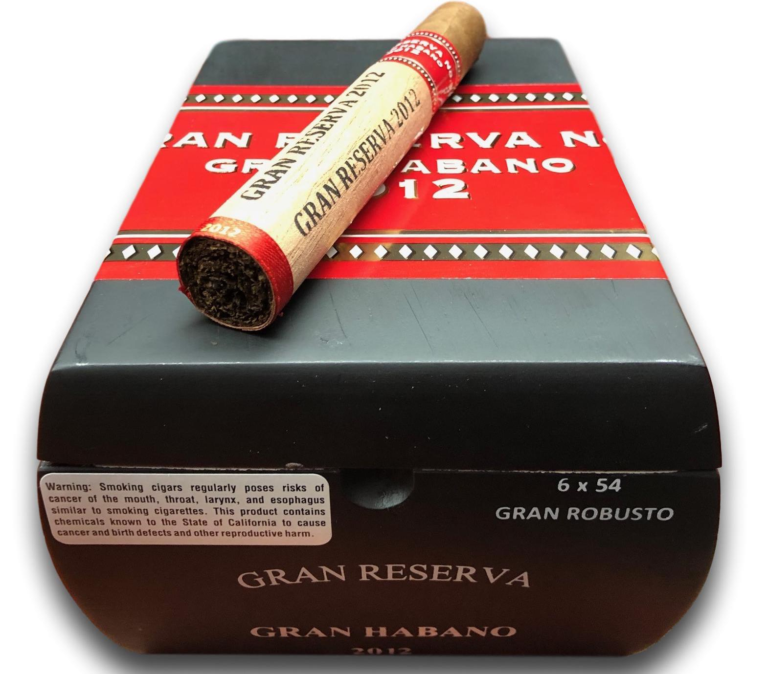 Cigar News: Gran Habano Corojo No. 5 Gran Reserva 2012 Released