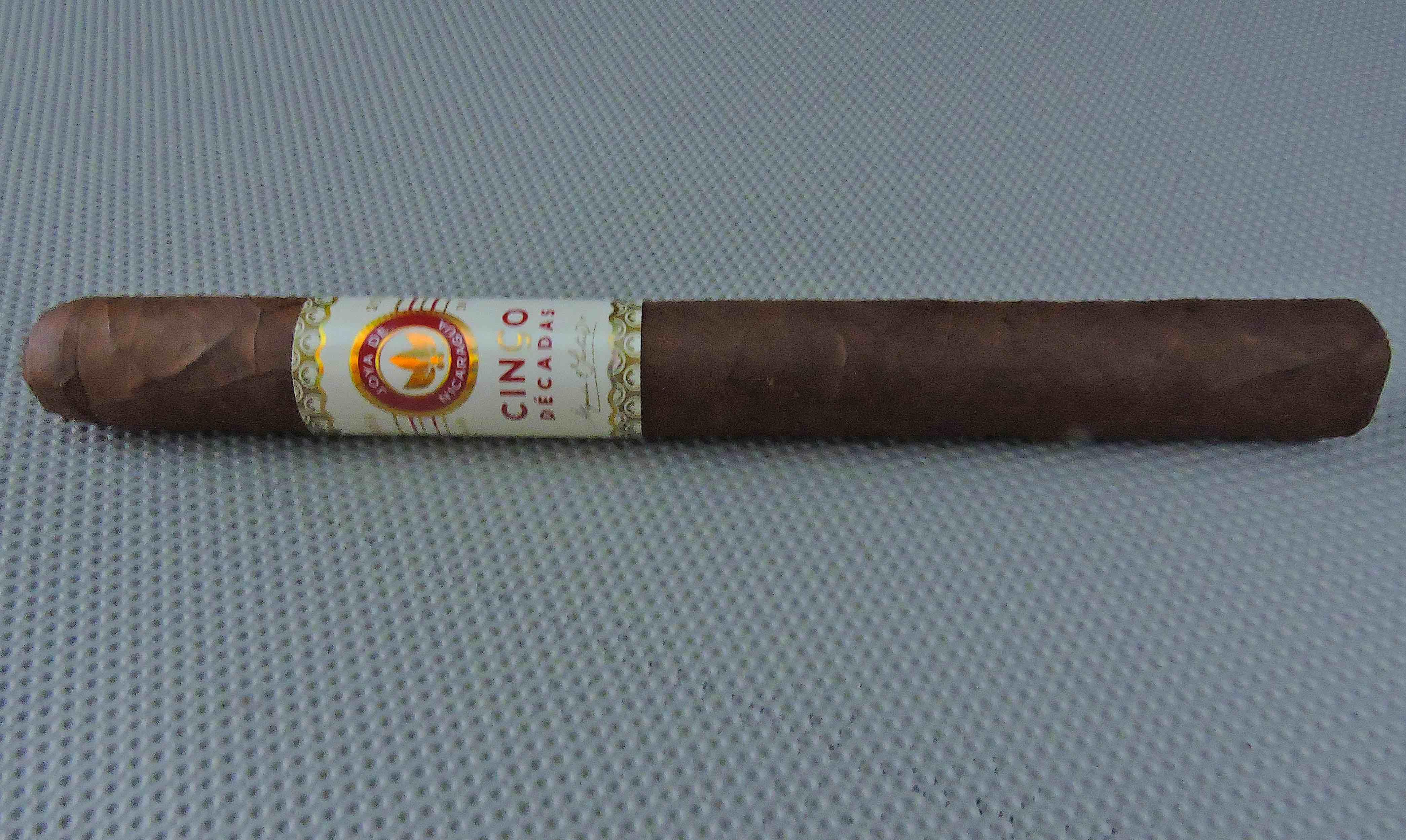 Cigar Review: Joya de Nicaragua Cinco Décadas El General