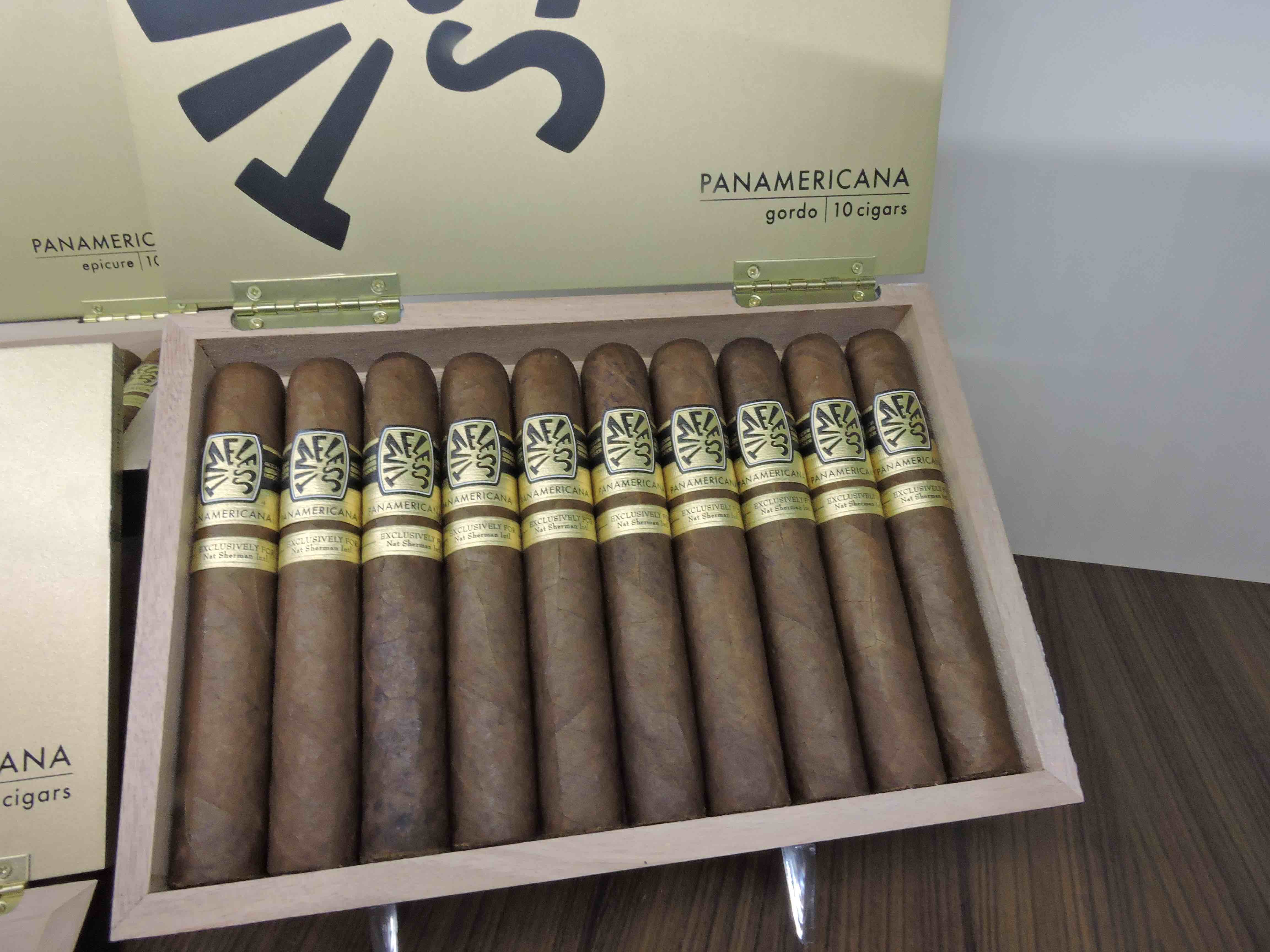 Cigar News: Nat Sherman Panamericana Becomes Regular Offering to All Retailers