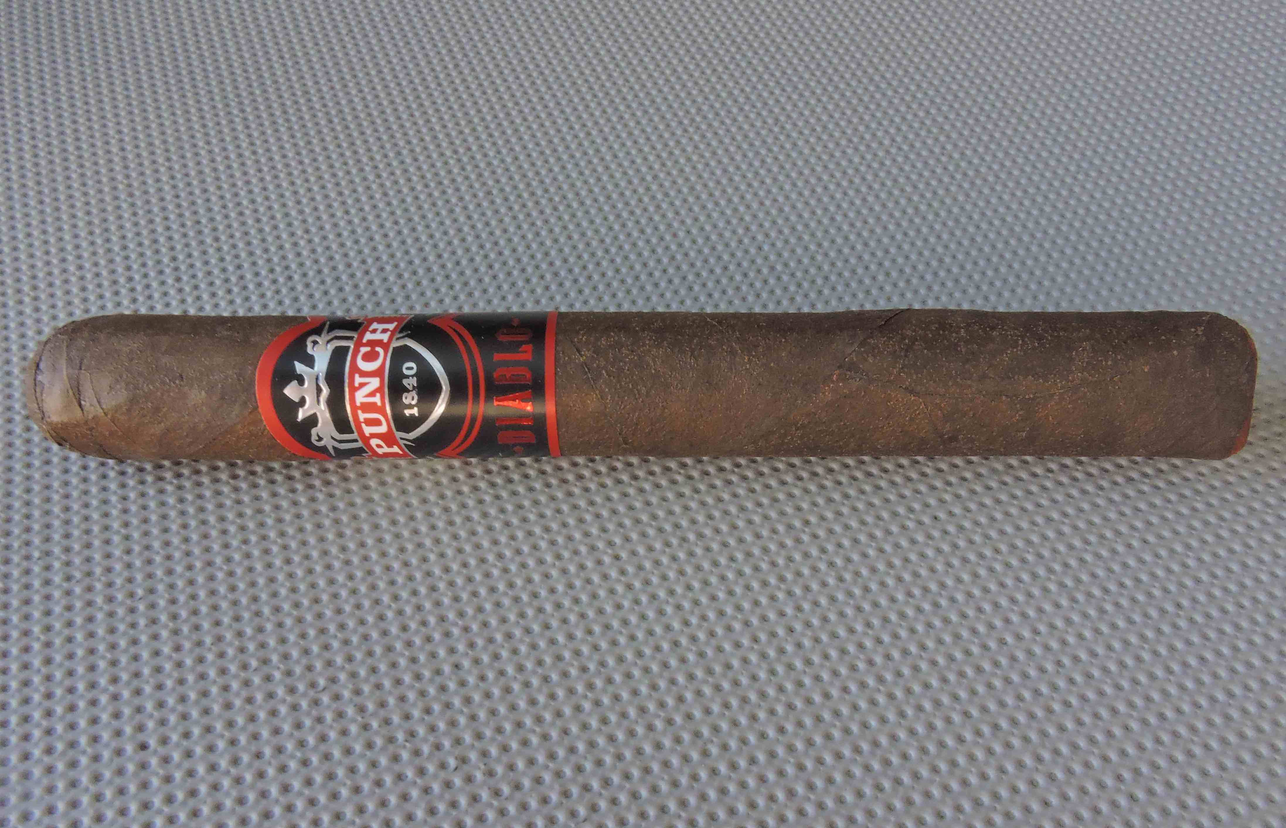 Cigar Review: Punch Diablo Scamp