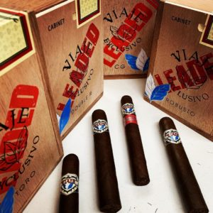 Cigar News: Viaje Exclusivo Nicaragua Leaded Slated for December Release
