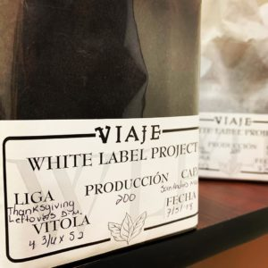 Cigar News: Viaje WLP Thanksgiving Leftovers Coming in December