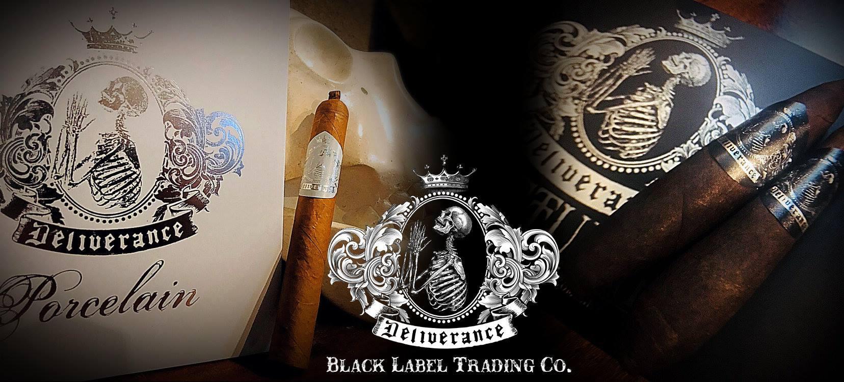 Cigar News: Black Label Trading Company Releases Deliverance Nocturne and Deliverance Porcelain 2018