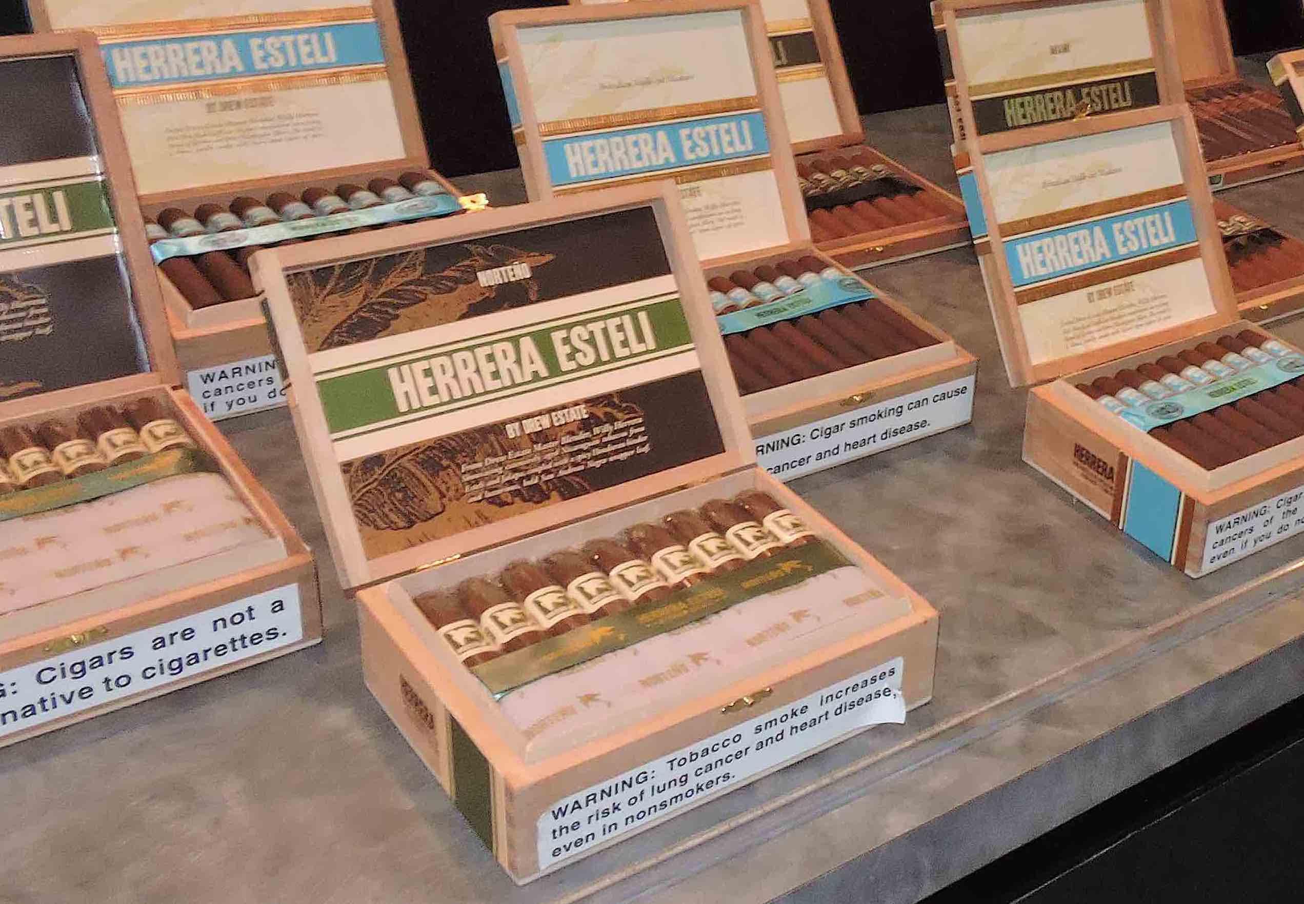 Cigar News: Drew Estate Ships Three Offerings in Revamped Herrera Esteli Line