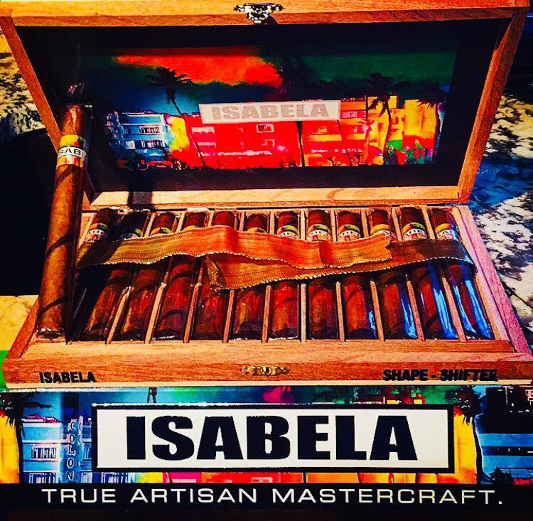 Cigar News: Isabela Shape-Shifter Released