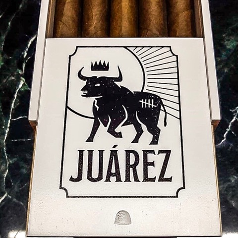 Cigar News: Crowned Heads to Release Juarez for Thompson Cigar