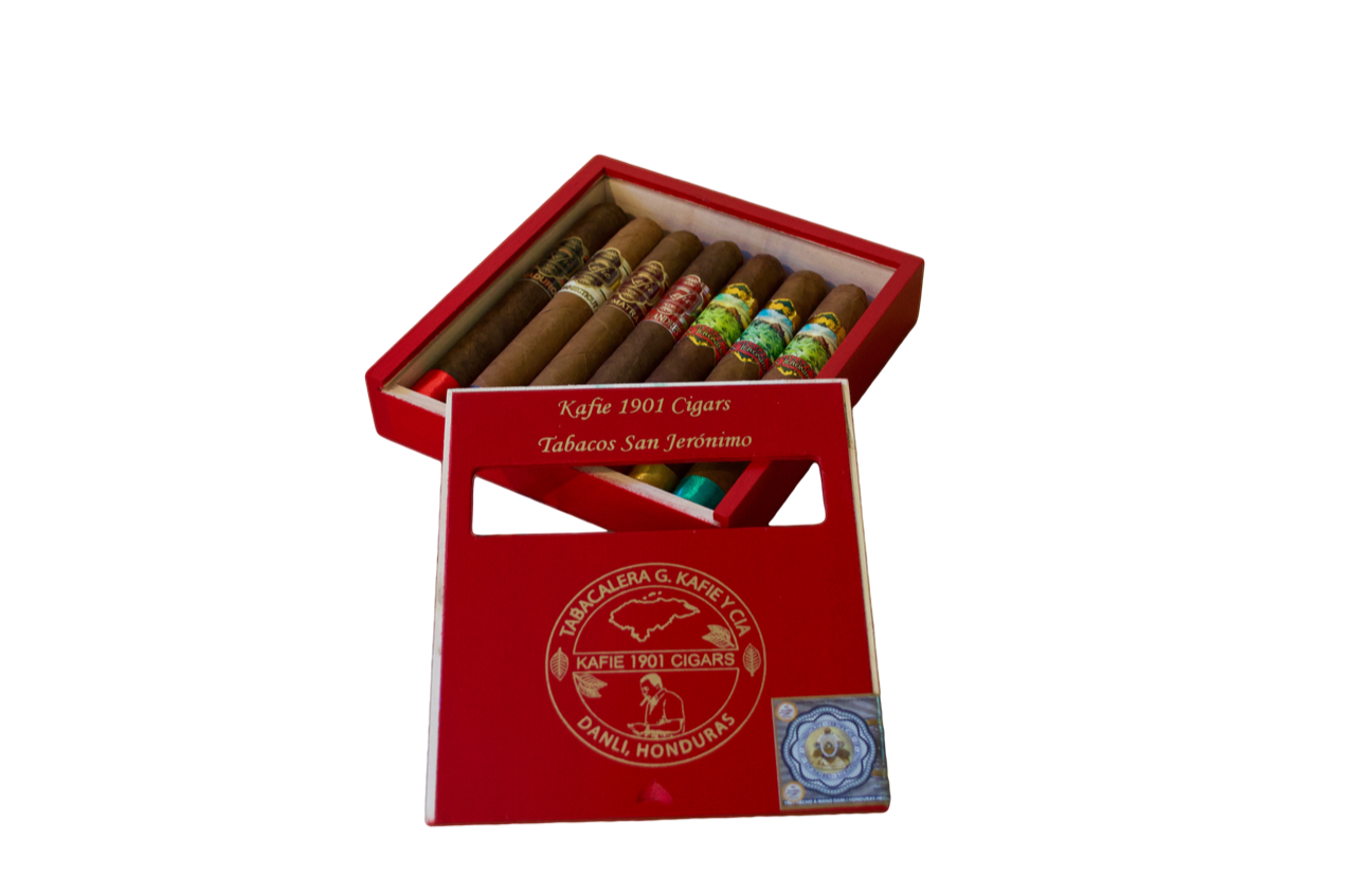 Cigar News: Kafie 1901 Cigars to Release Fifth Year Anniversary Sampler