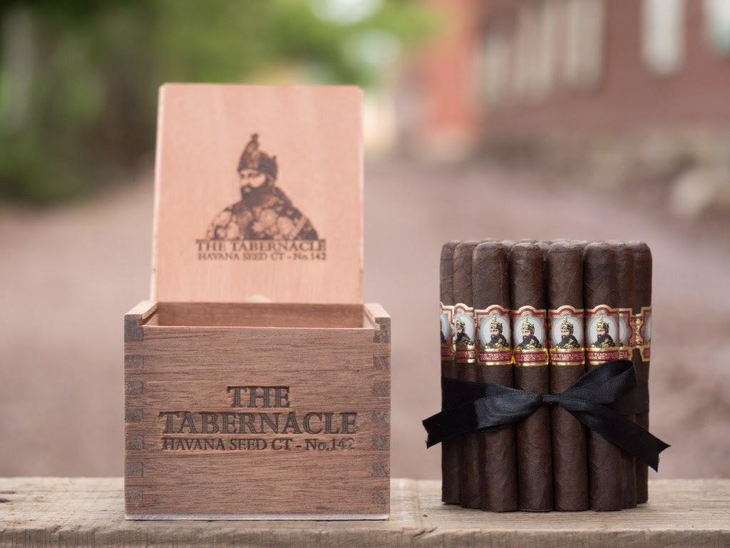 Cigar News: Foundation Cigar Company's Tabernacle Havana Seed CT No. 142 Heads to Retailers