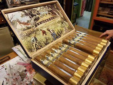 Cigar News: GTO Dominican Cigars Releasing Corona de GTO 10 Años Anniversario