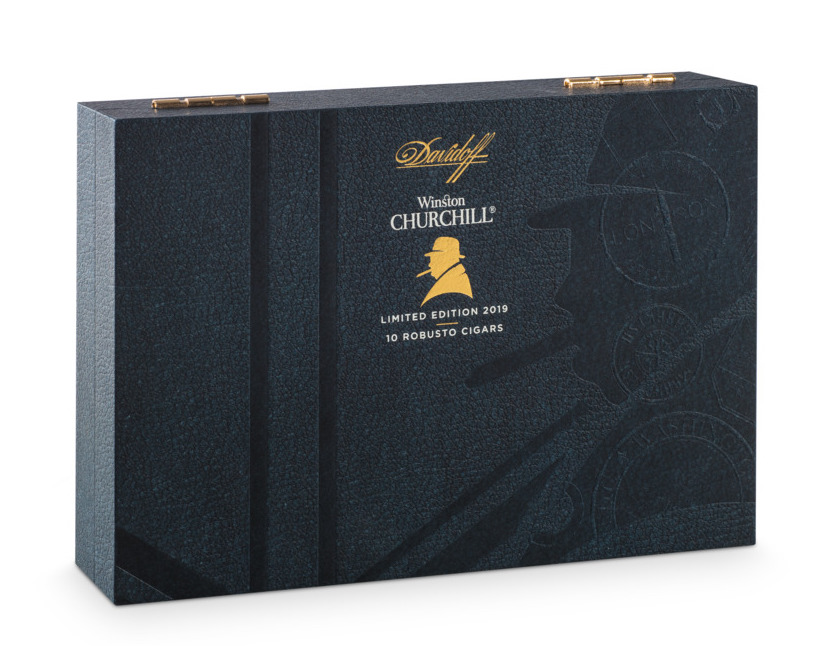 Cigar News: Davidoff Winston Churchill Limited Edition 2019 Announced