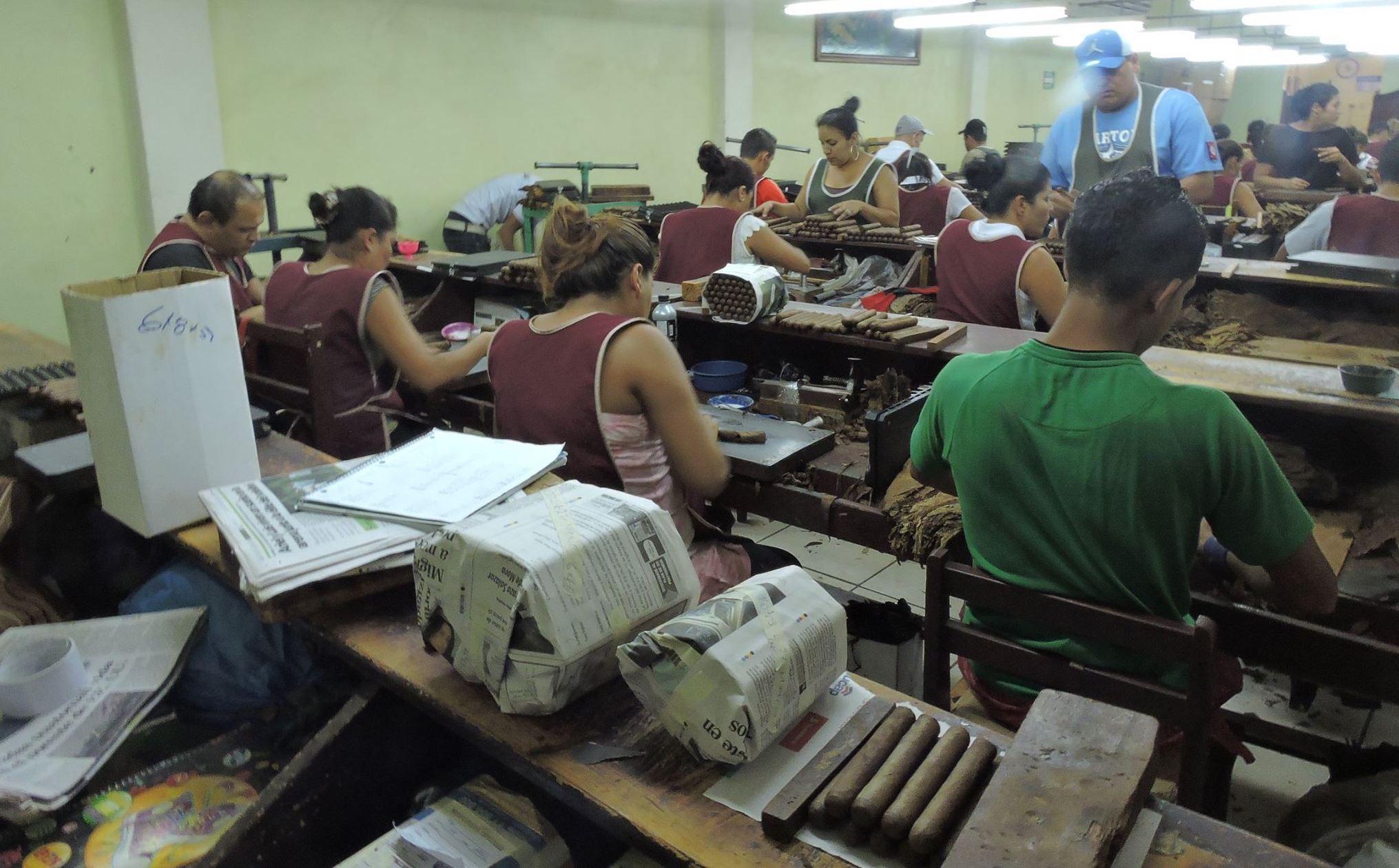 Rocky Patel Tavicusa Factory