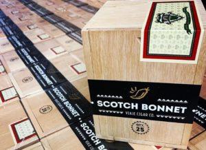 "Cigar News: Viaje Scotch Bonnet Latest in ""Pepper"" Series"