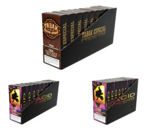 Cigar News: Drew Estate to Launch ACID and Tabak Especial Frenchies at TPE 2019
