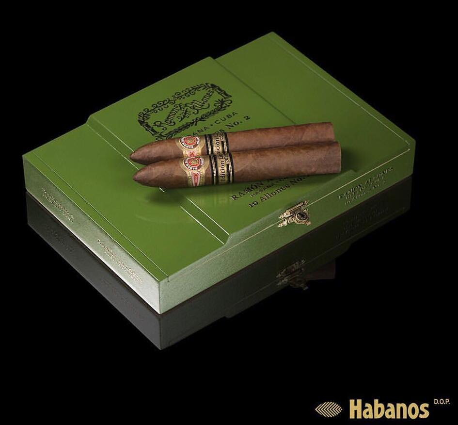 Cigar News:  Allones No. 2 by Ramón Allones Launched at XXI Festival del Habano