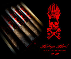 Cigar News: Black Label Trading Company Releasing Bishops Blend Vintage 2019
