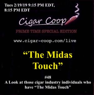 Announcement: Prime Time Special Edition #48: The Midas Touch