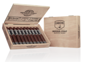 Cigar News: Camacho Imperial Stout Barrel Aged Goes National