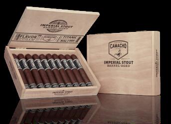 Cigar News: Camacho Imperial Stout Barrel Aged Goes National