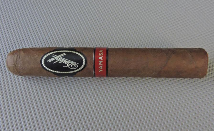 Agile Cigar Review: Davidoff Yamasá Robusto Tubo