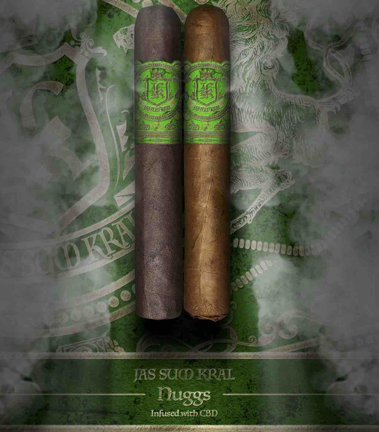 Cigar News: JSK Introduce Two New Sizes for Nuggs at TPE 2020
