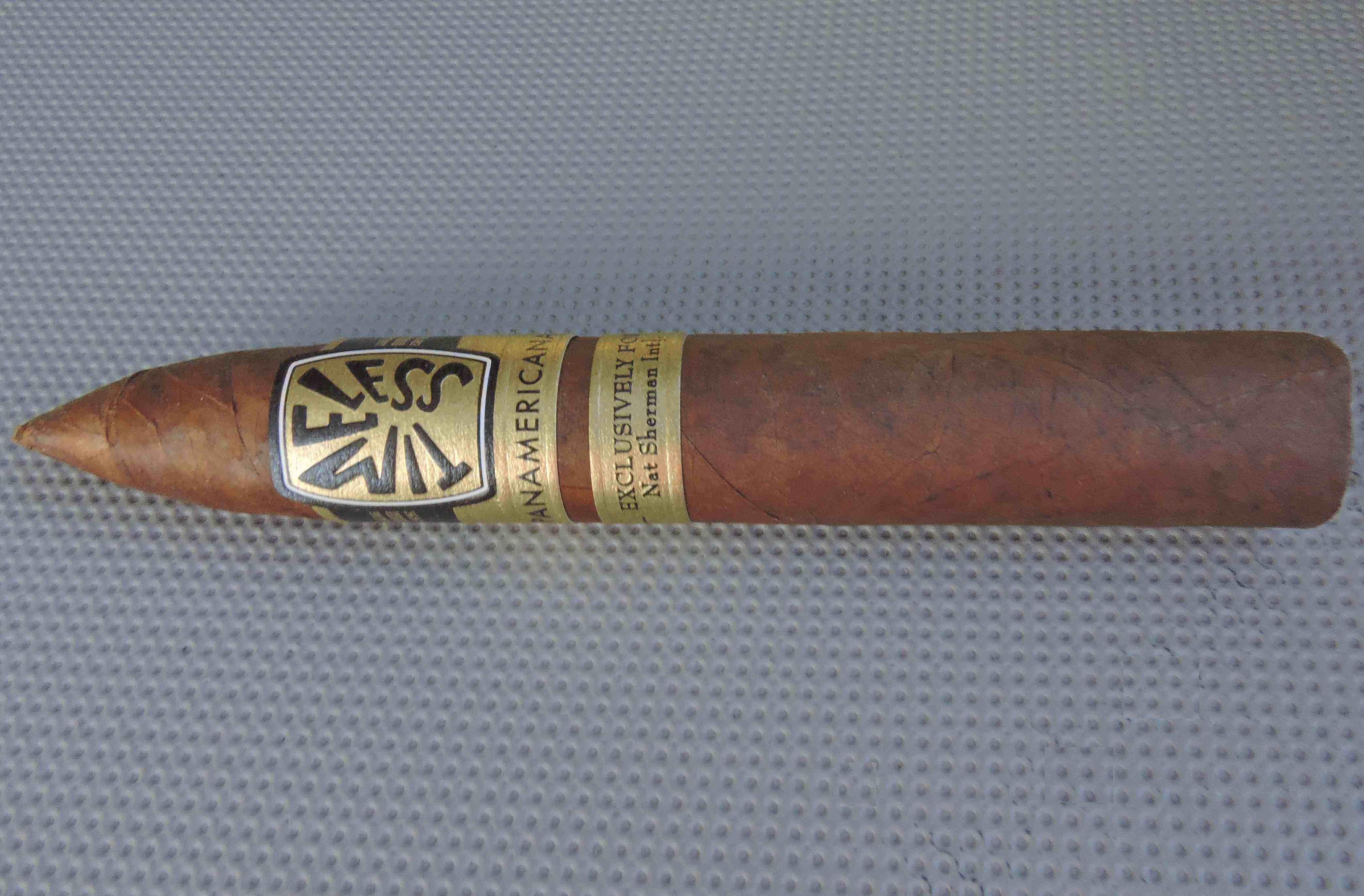 Agile Cigar Review: Nat Sherman Panamericana Belicoso Fino