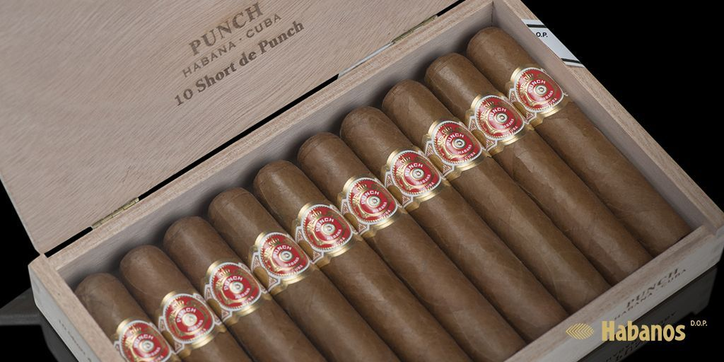 Cigar News: Short de Punch Makes Debut at XXI Festival del Habano
