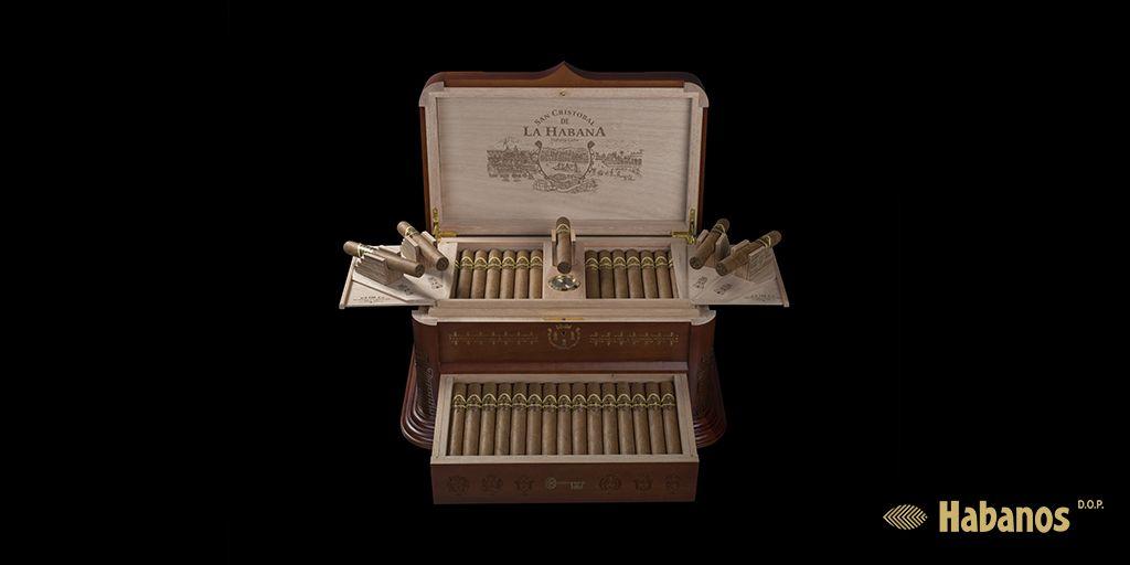 Cigar News: Habanos S.A. Unveils San Cristóbal de La Habana 1519 at XXI Festival del Habano