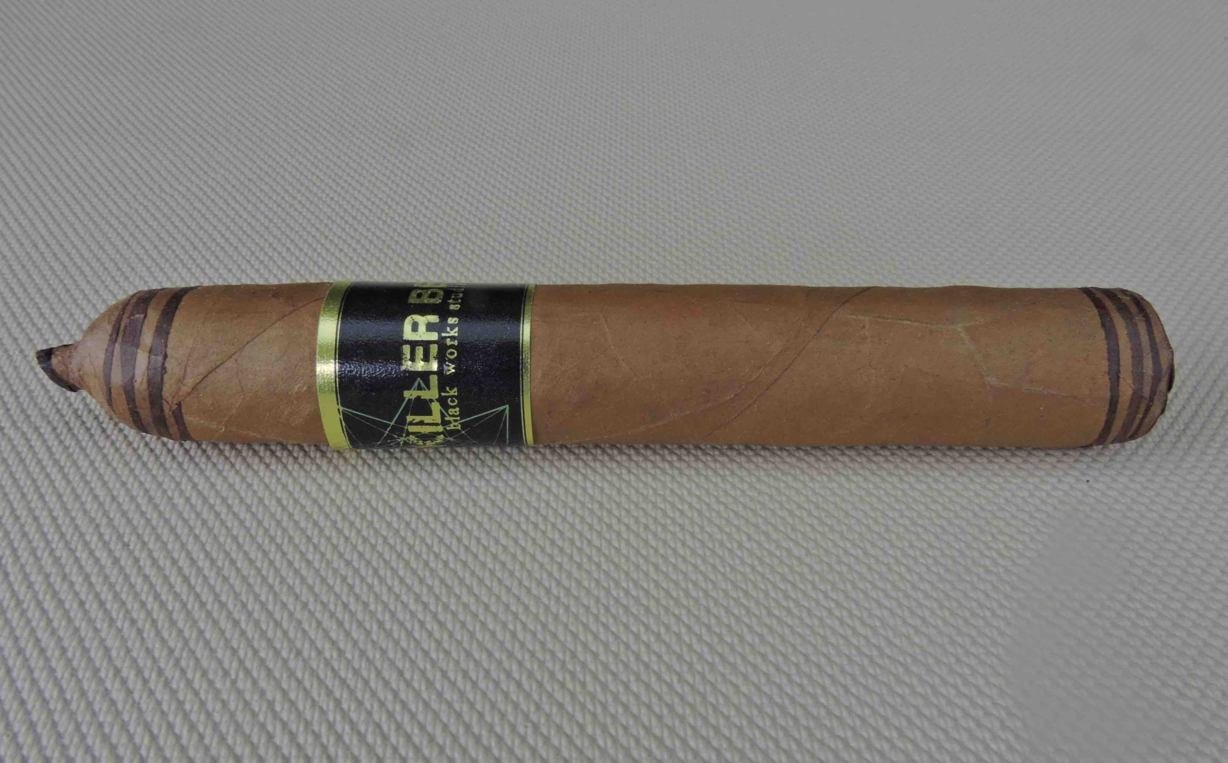 Cigar Review: Black Works Studio Killer Bee Connecticut (Petite Corona)