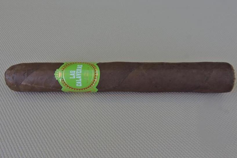 Cigar Review Crowned Heads Las Calaveras Edición Limitada 2018 LC54