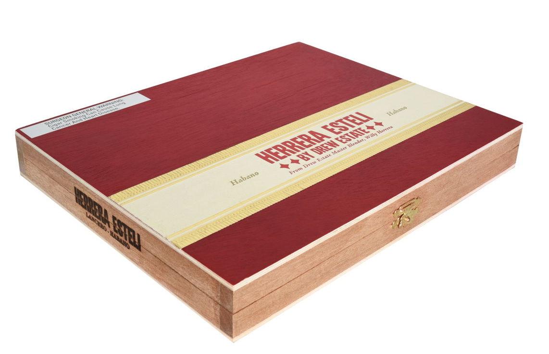 Cigar News: Drew Estate Brings Back Herrera Estelí Habano Edición Limitada Lancero