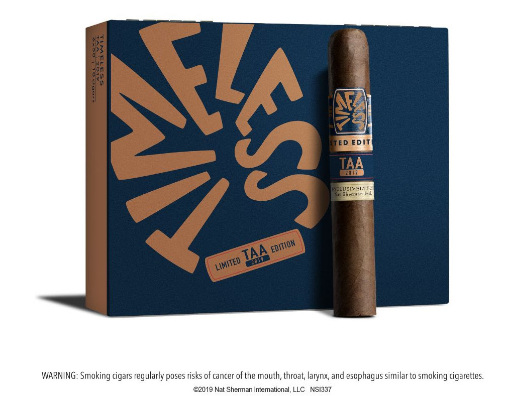 Cigar News: Nat Sherman Timeless Limited Edition TAA Exclusive
