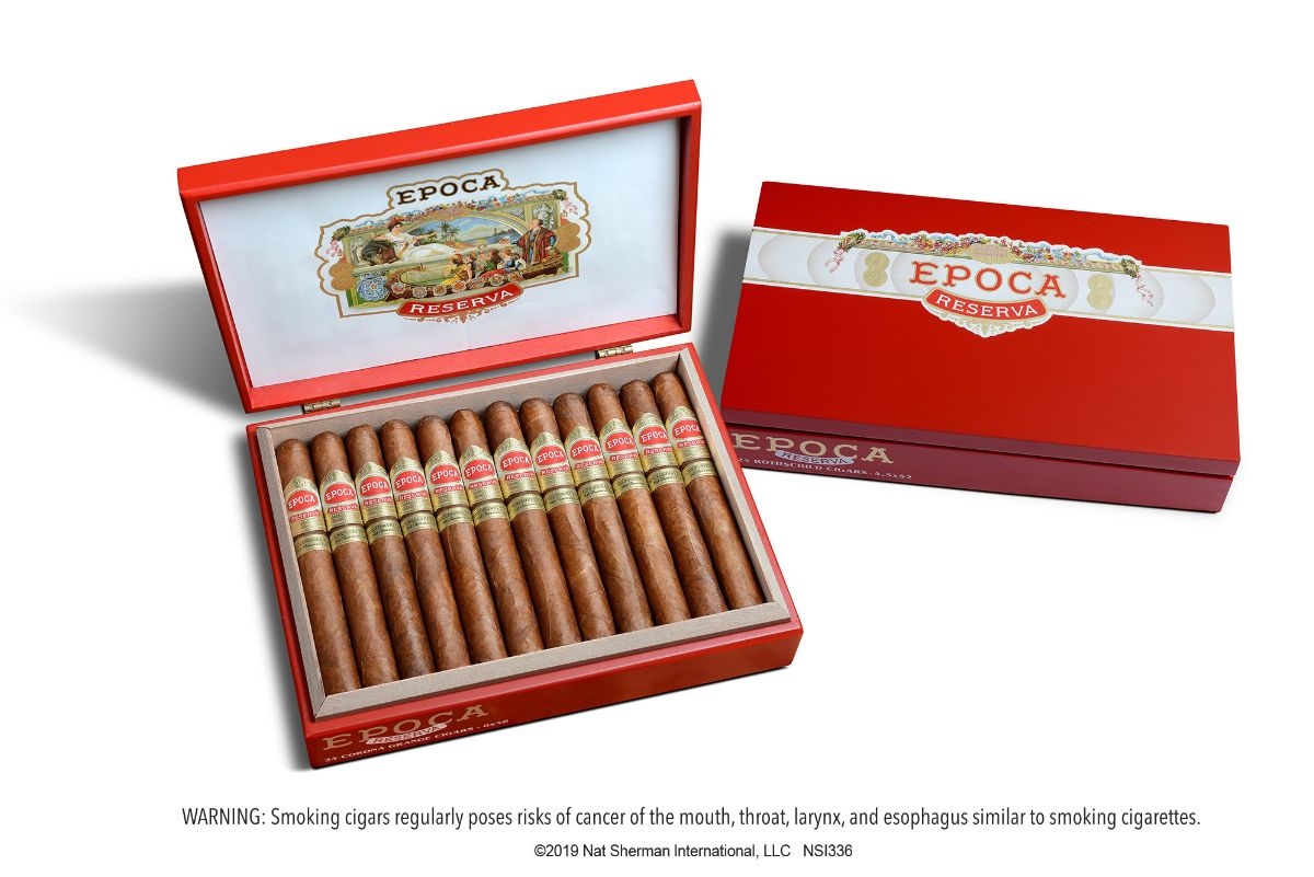 Cigar News: Nat Sherman to Release Epoca Reserva