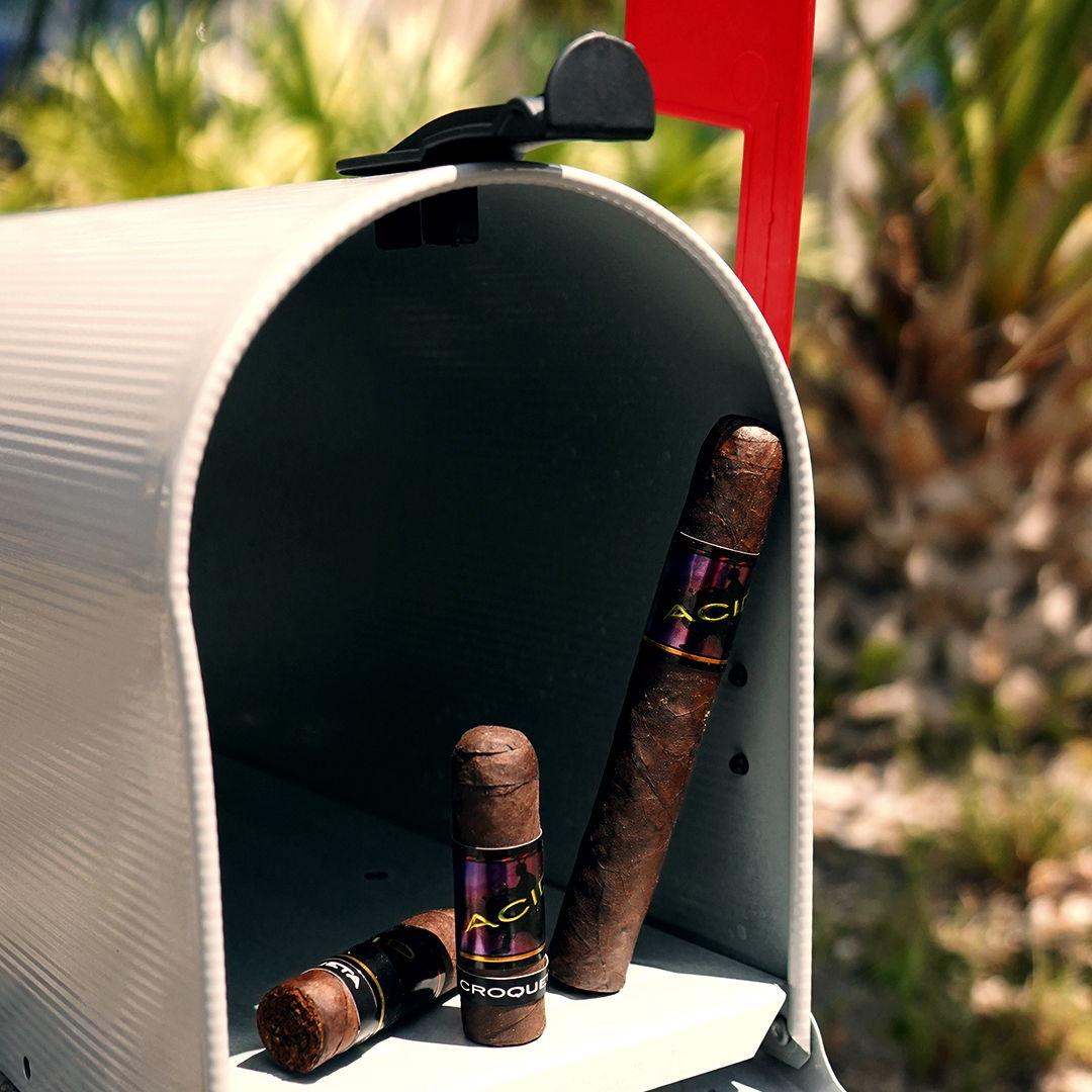 Cigar News: Drew Estate ACID Plush and ACID Croqueta Head to Retailers
